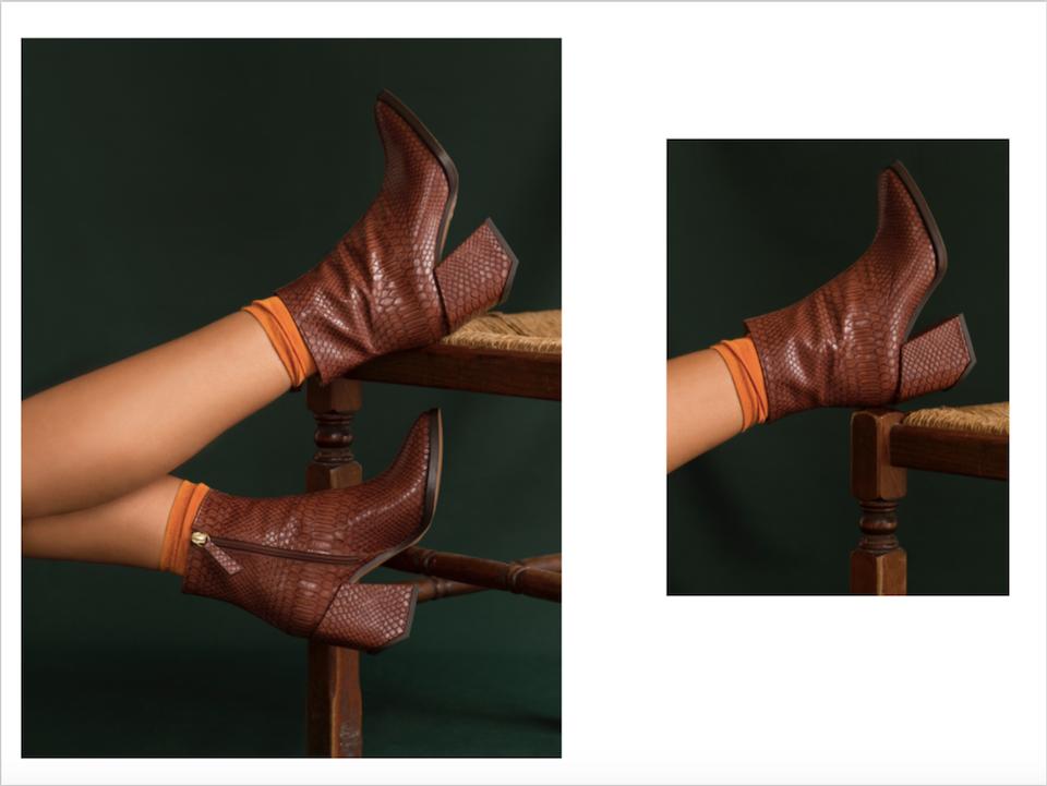 Mireia Playà: zapatos veganos diseñados en Barcelona