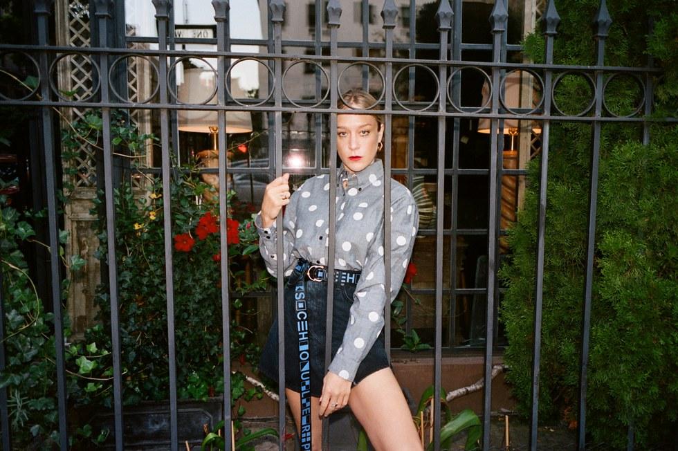 Chloë Sevigny imagen de PSWL, lo nuevo de Proenza Schouler