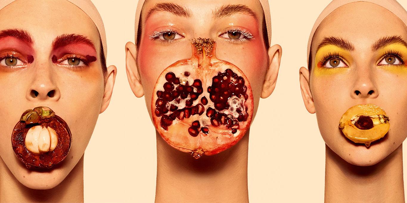 'Fruits': el Anhelo visto por Steven Meisel para Loewe
