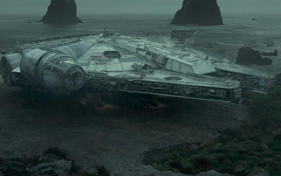 Nervios a flor de piel con 'Star Wars: Los últimos Jedi'