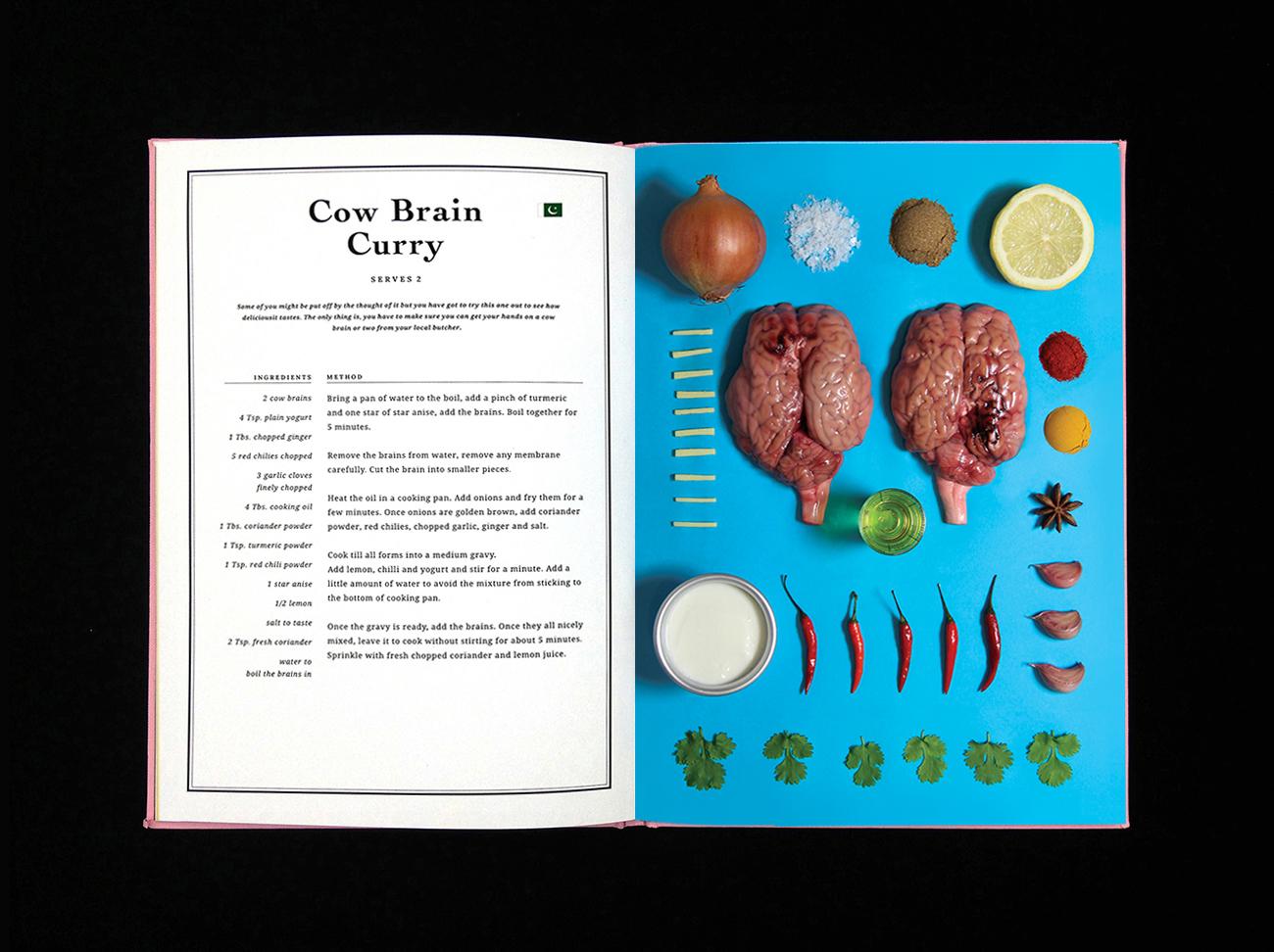 Kyoko Takemura captura con su objetivo la visión conceptual de los alimentos