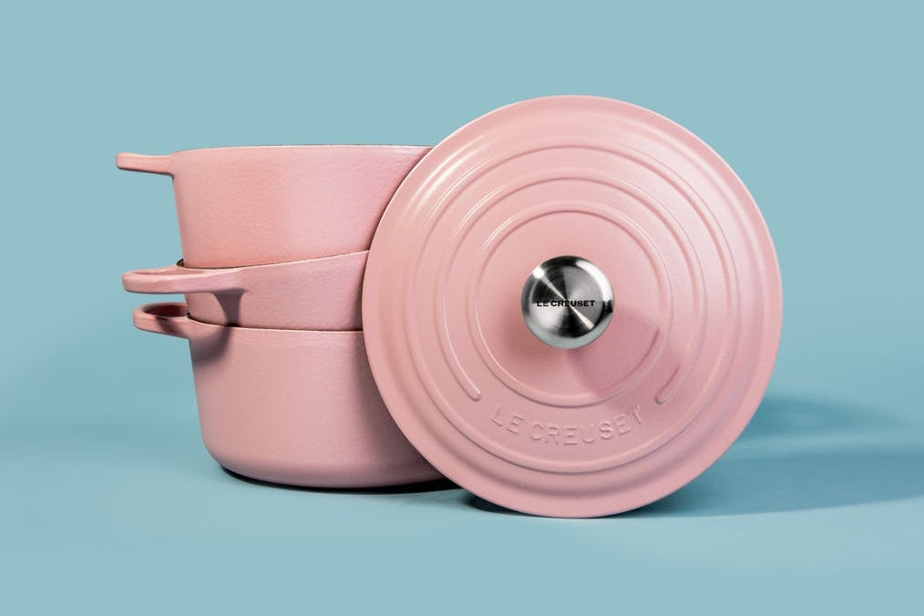 Le Creuset goes pink!