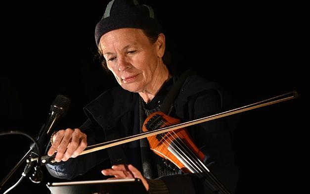 Laurie Anderson y Kronos Quartet nos enseñan una pieza de su próximo álbum