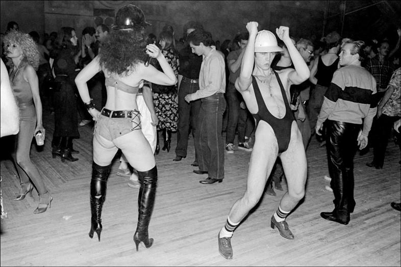 Nueva York en 1970 vista por Allan Tannenbaum