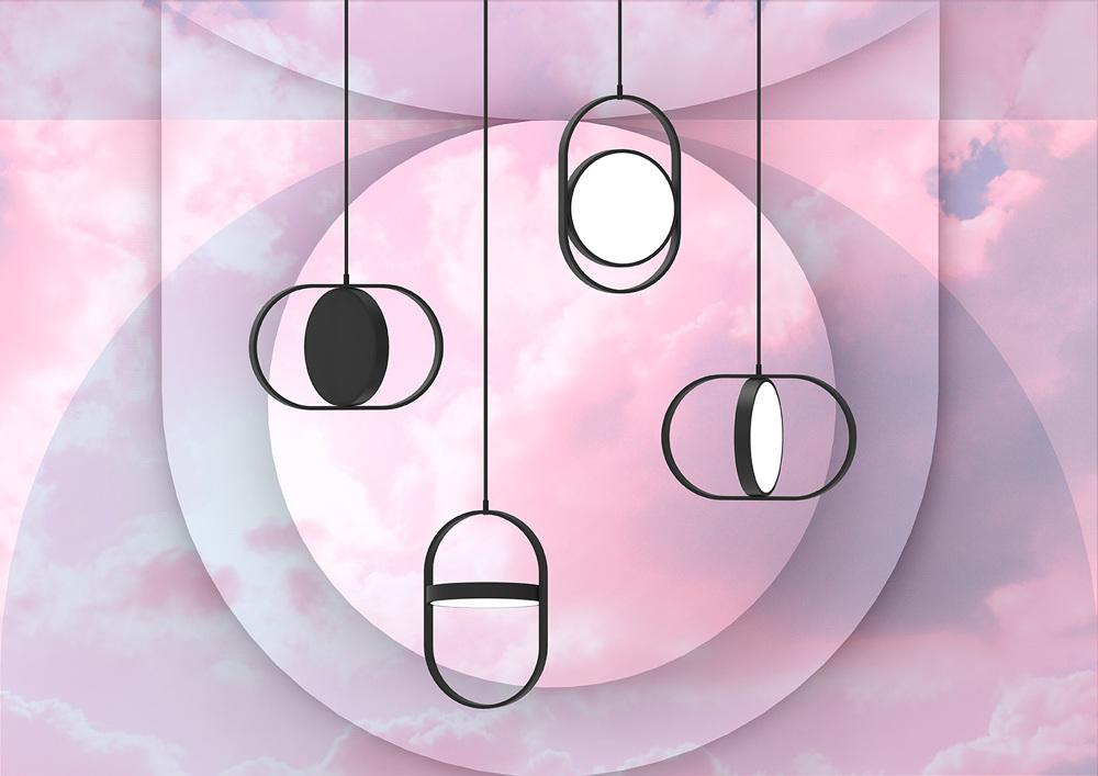 Elina Ulvio, mimetizar la decoración con la luna