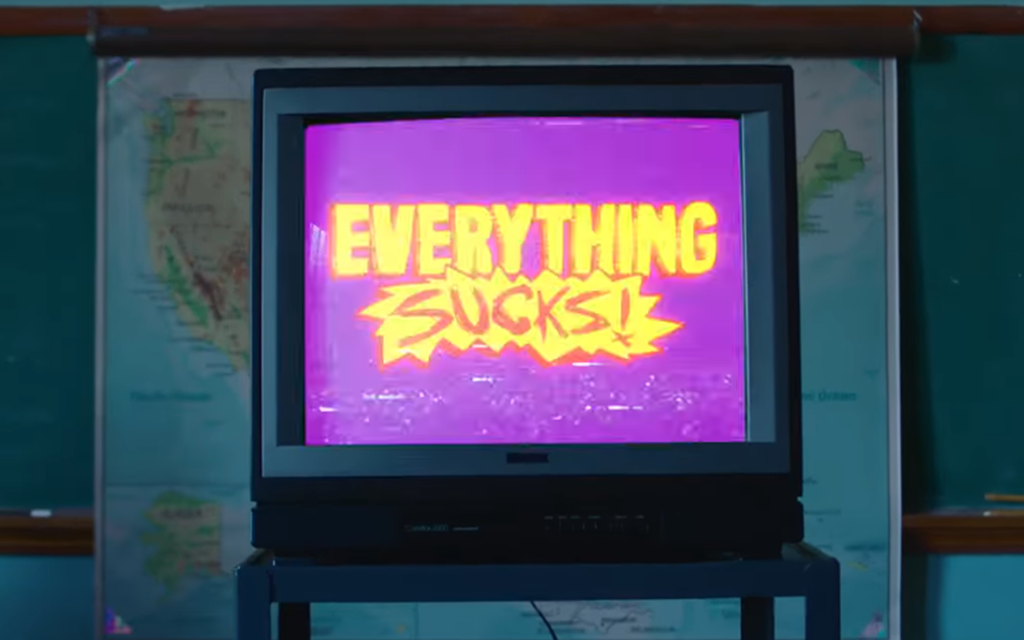 Nostálgicos de los '90: Everything Sucks!