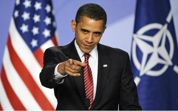 Esto es lo que más ha escuchado Obama en 2017… ¡y nos encanta!