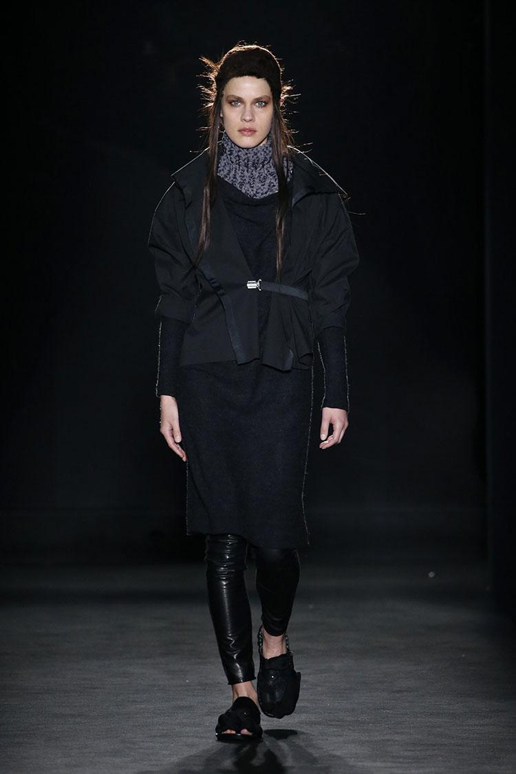 080 Barcelona Fashion Fall/Winter 2018-2019