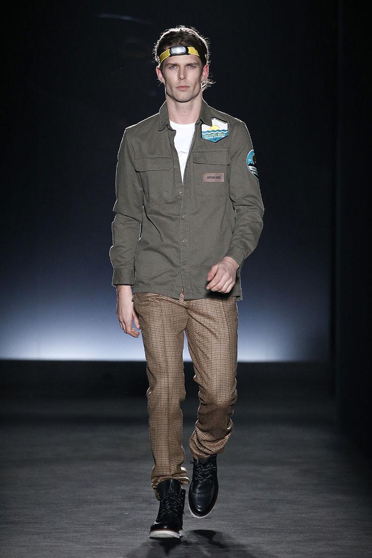 Antonio Miró 080 Barcelona Fashion Fall/Winter 2018-2019