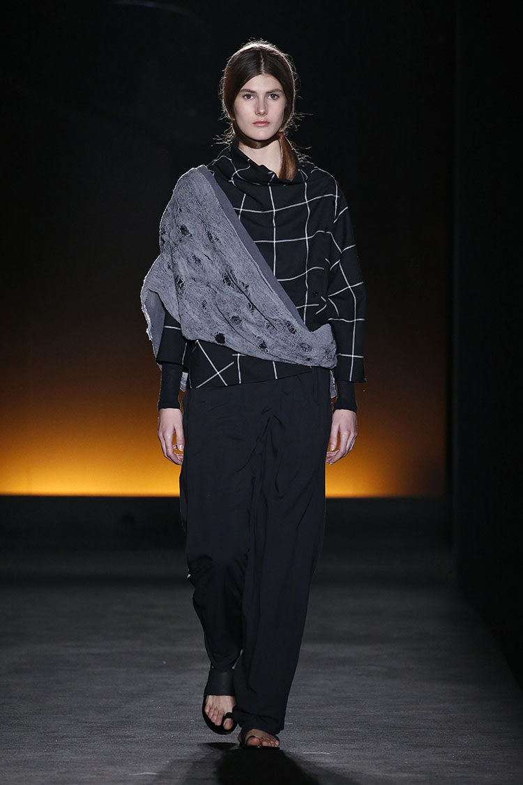 Miriam Ponsa 080 Barcelona Fashion Fall/Winter 2018-2019