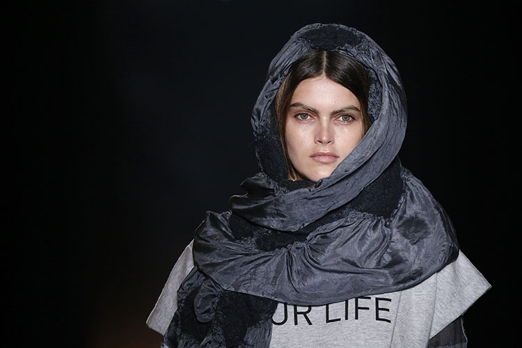 Miriam Ponsa FW18 | o8o Barcelona Fashion