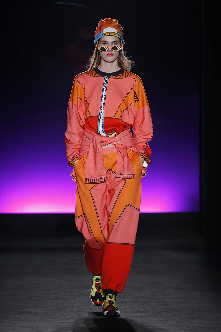 Krizia Robustella 080 Barcelona Fashion Fall/Winter 2018-2019
