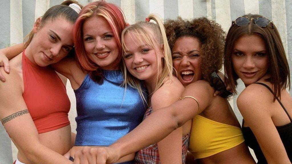 ¡Vuelven las Spice Girls! ¿Qué más pedirle a la vida?