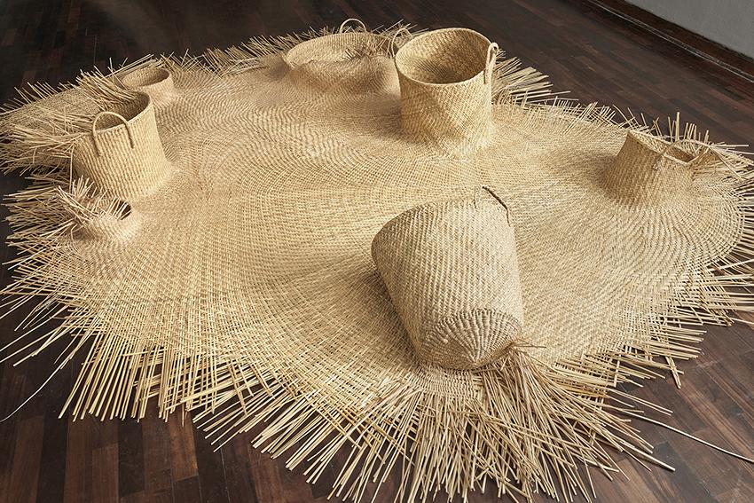 'Destejer la imagen', el arte textil de Ana Teresa Barboza