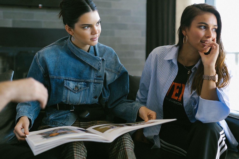 Kendall Jener para adidas Originals