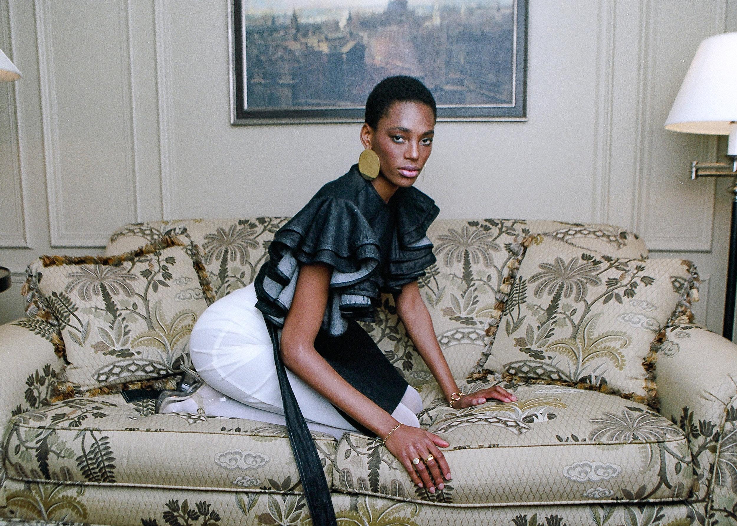 Cuchara, joyería gansta-elegante inspirada en los '90
