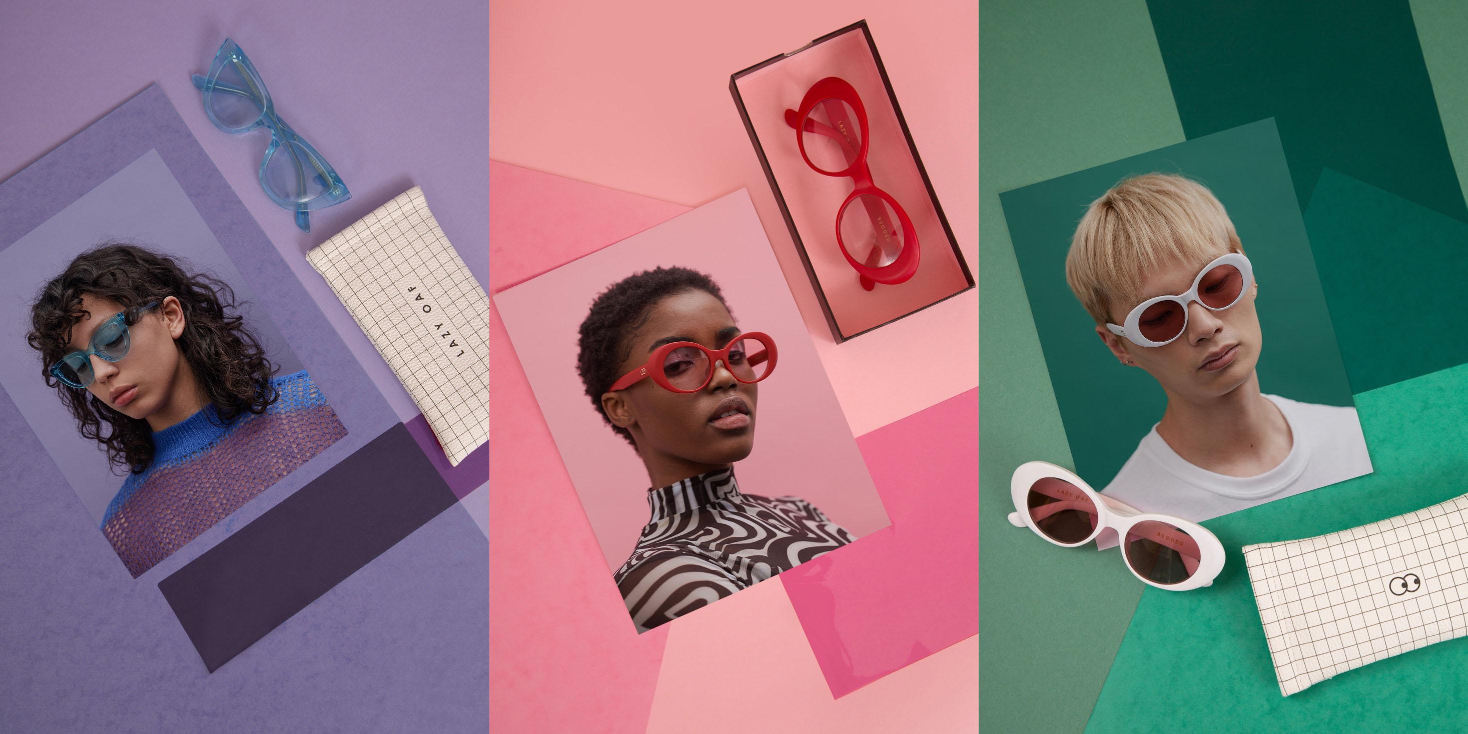 ¡Extra, extra! Lazy Oaf lanza su primera colección de gafas