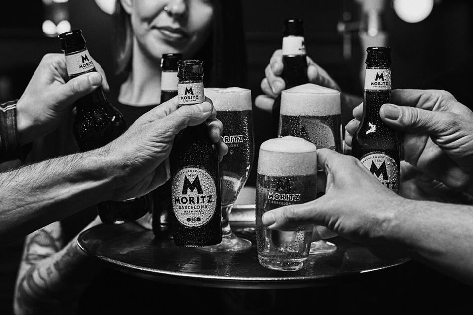 Moritz: la cerveza de Barcelona para el mundo