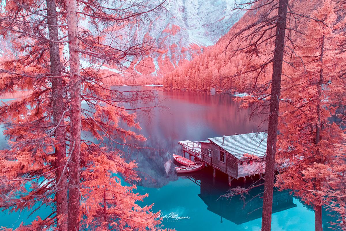 Paolo Pettigiani convierte lo invisible en visible con 'Infrared'
