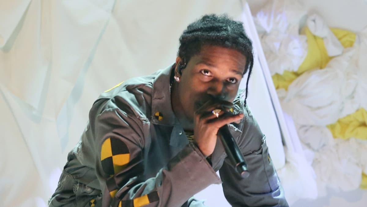 A$AP Rocky samplea el 'Porcelain' de Moby en 'A$AP Forever'