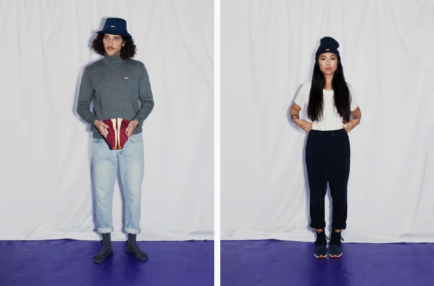 The Mama Sole Project, las nuevas sneakers de Rice