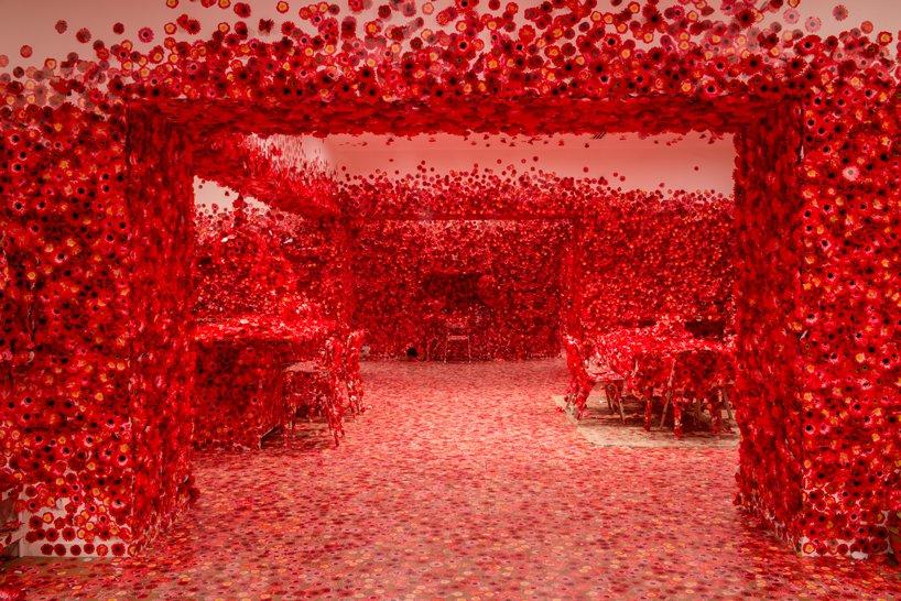 La Obsesión por las Flores de Yayoi Kusama