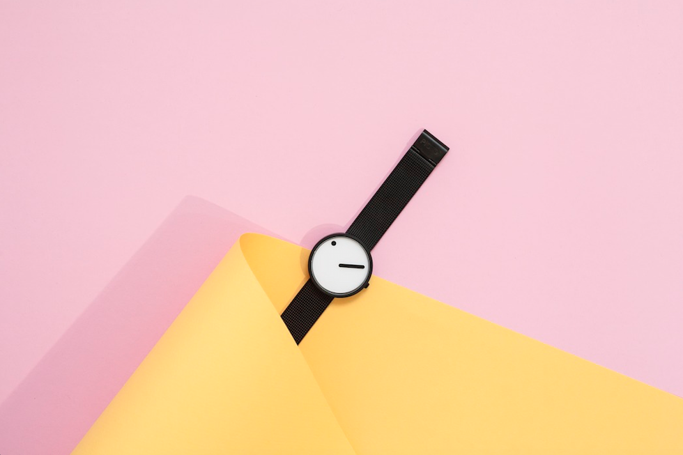 PICTO, los relojes minimalistas que te harán ver diferente el paso de las horas