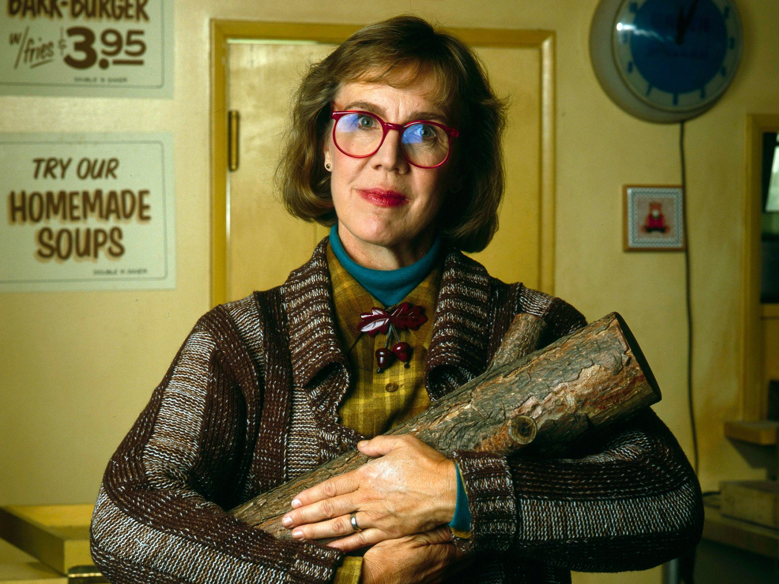 'I know Catherine, The Log Lady' el documental sobre 'la mujer del leño' busca mecenas