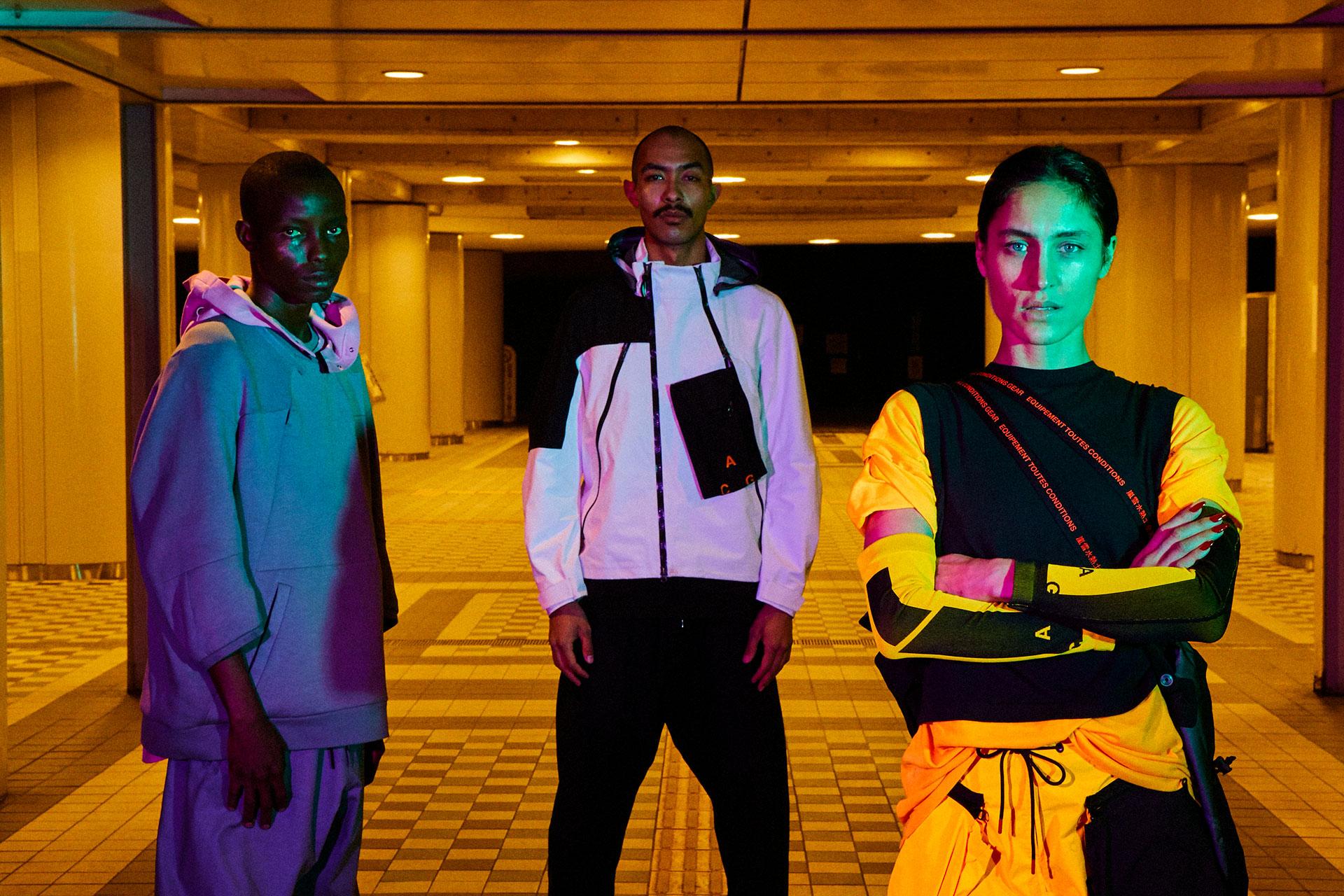 La nueva colección Nike ACG hará que desees ser deportista