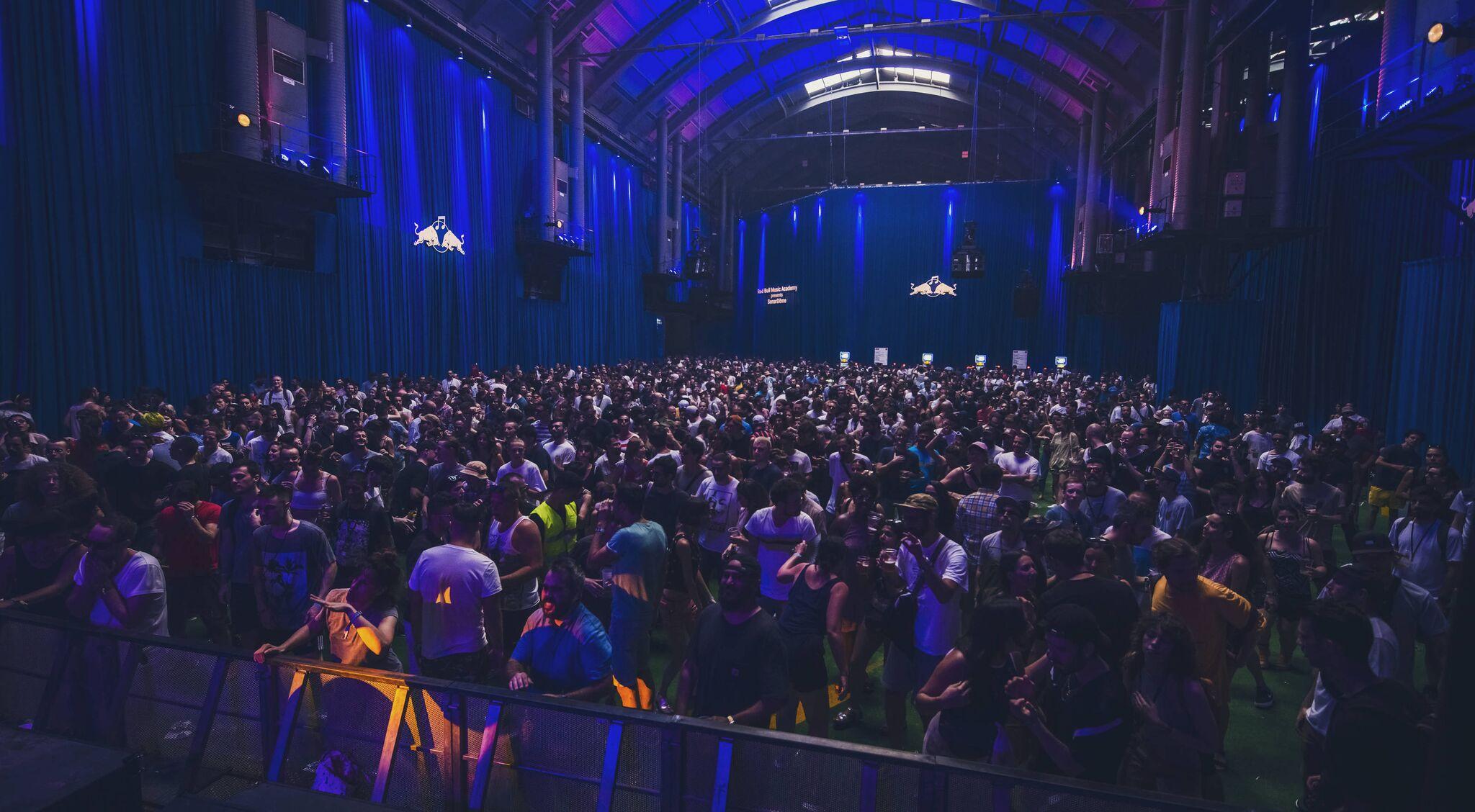 Red Bull Music Academy cumple 20 años en el Sónar