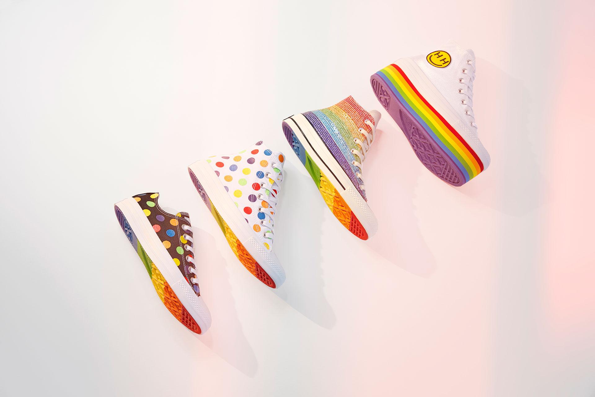 Converse Pride Collection by Miley Cyrus