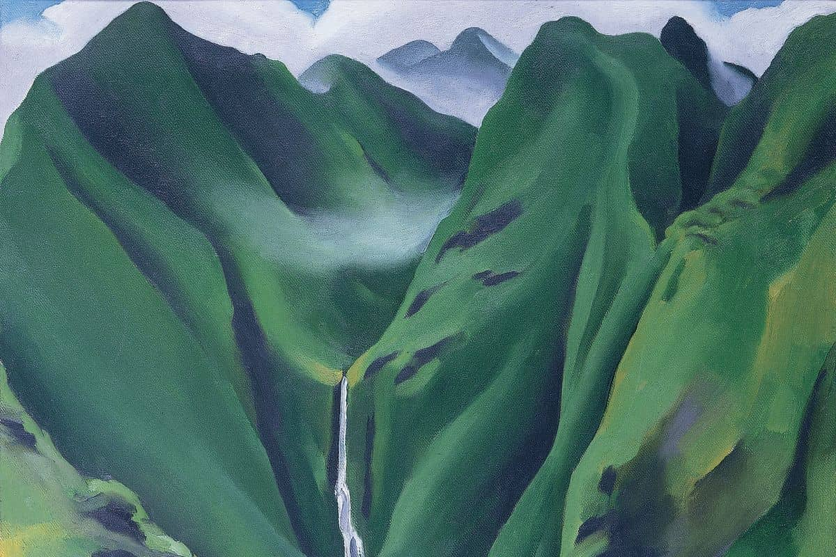 Georgia O'Keeffe: Visions of Hawaii