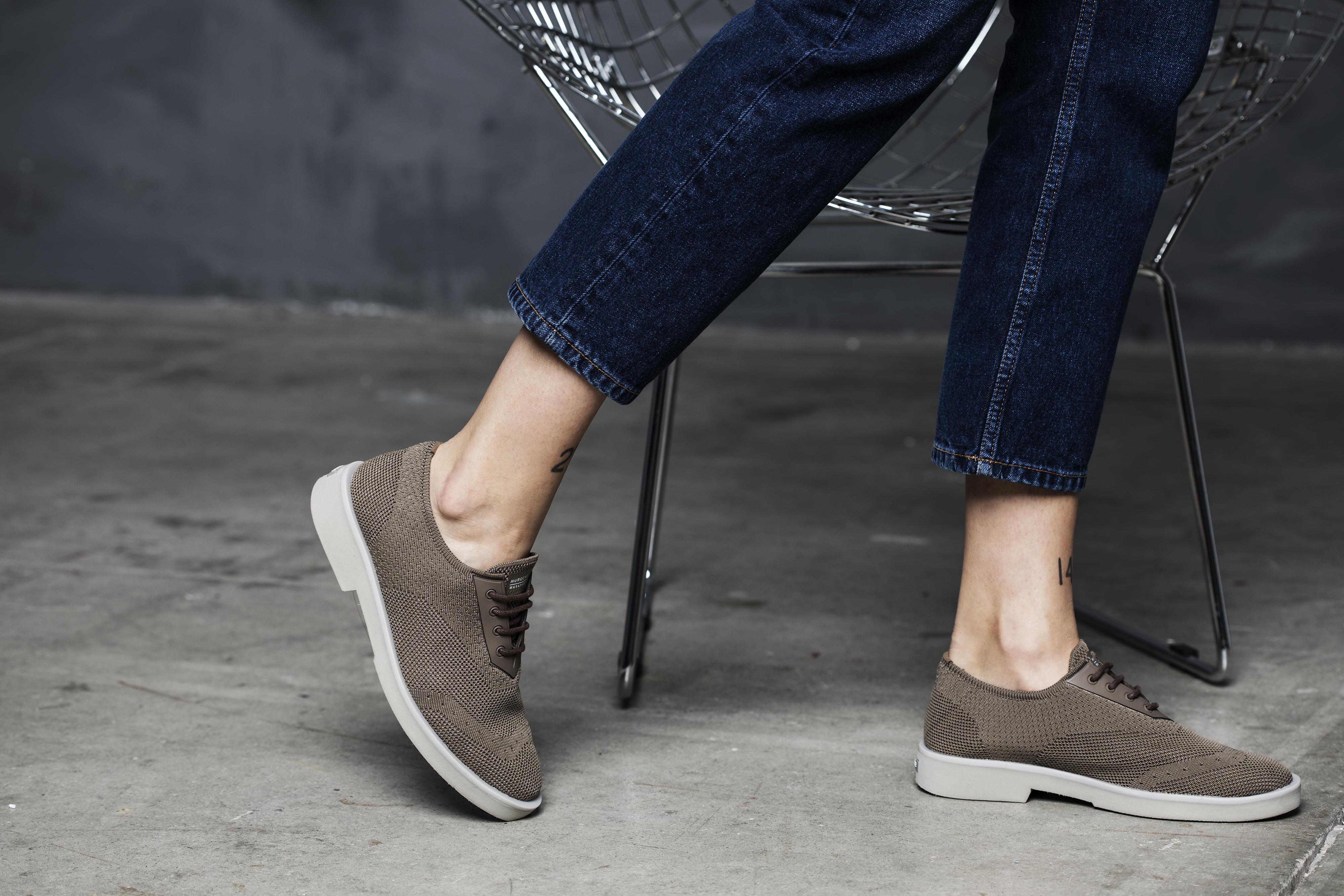 Muroexe presenta Marathon, un zapato cómodo pero elegante