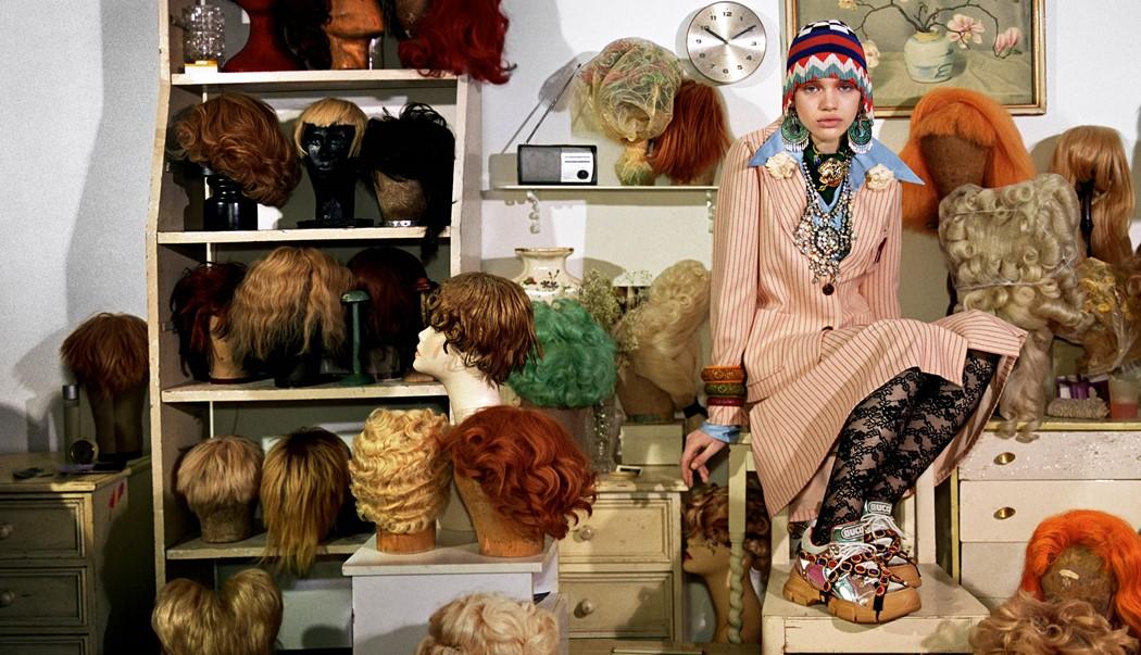 'Gucci Collectors': la estridente campaña de la firma italiana