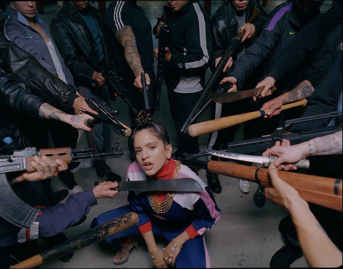 Los celos protagonizan 'Pienso en tu mirá', el nuevo tema de Rosalía