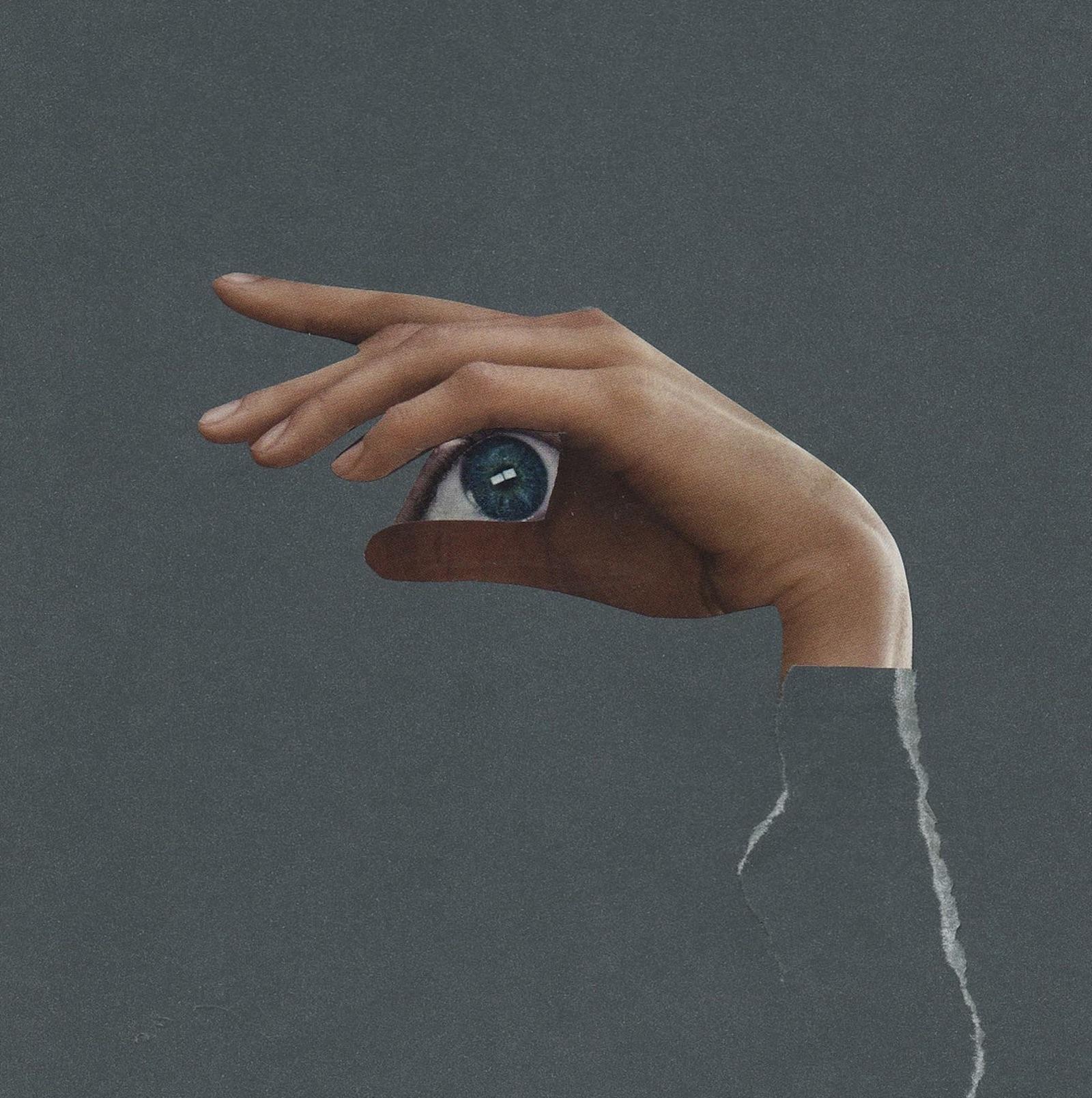 Rozenn Le Gall: la artista que crea collages a partir de extremidades femeninas