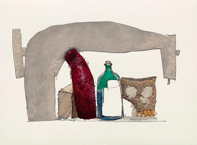 Irving Penn: poesía visual hábil, rica y texturizada