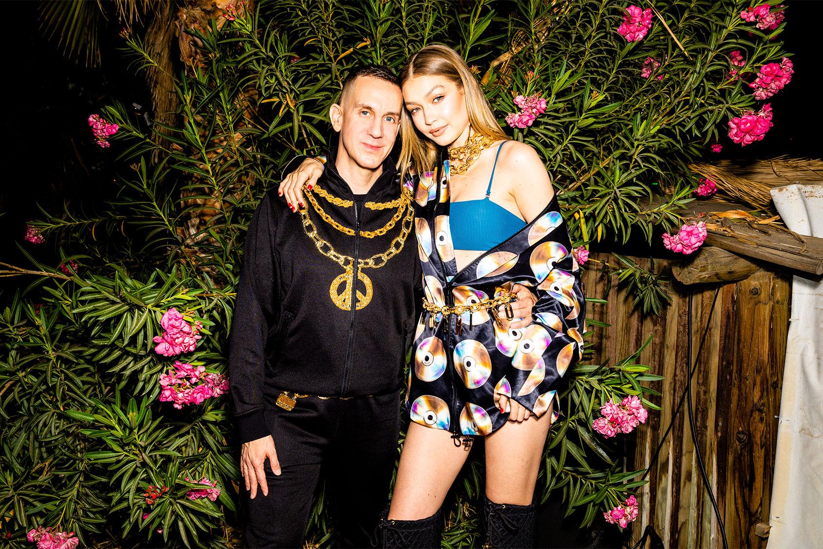 Tremenda fiesta la de MOSCHINO y H&M