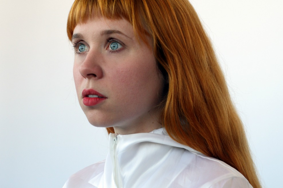 Combo perfecto en el videoclip 'Godmother' de Holly Herndon y Jlin