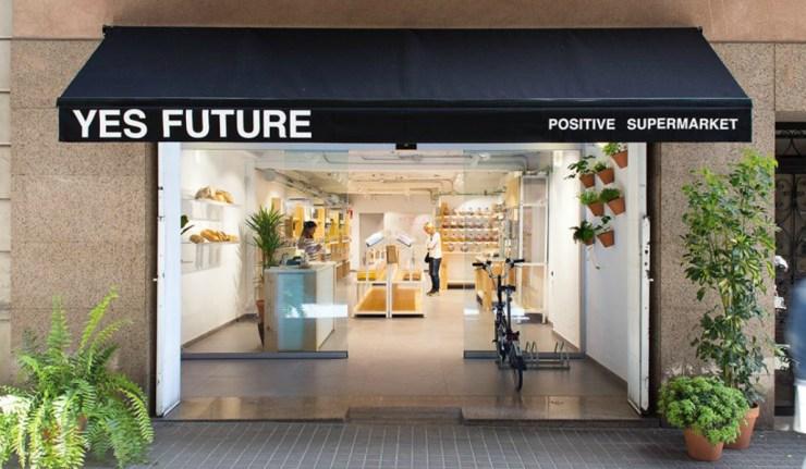 Yes Future, un super libre de plásticos en Sant Antoni