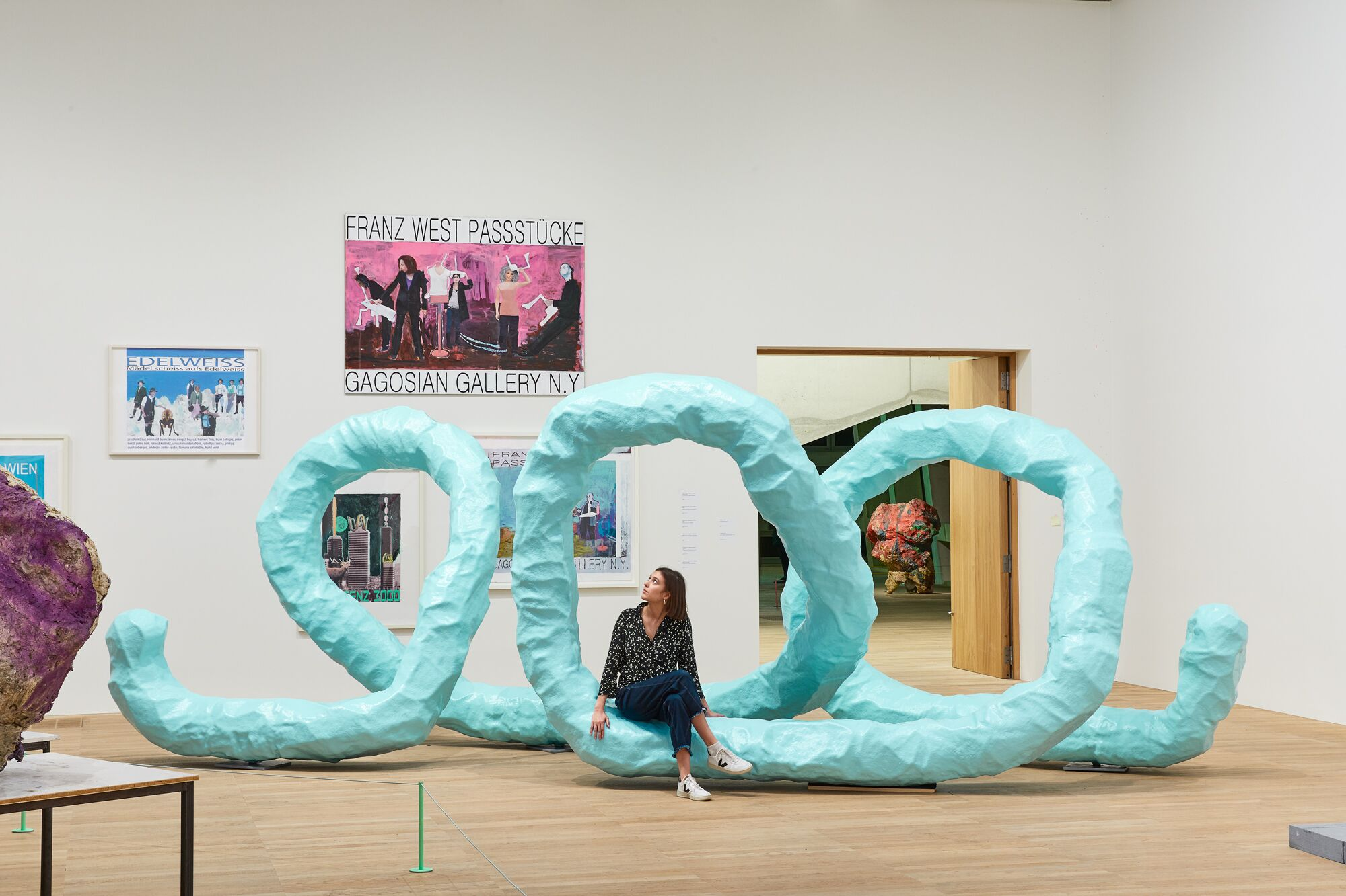 Franz West, artista irreverente y punk