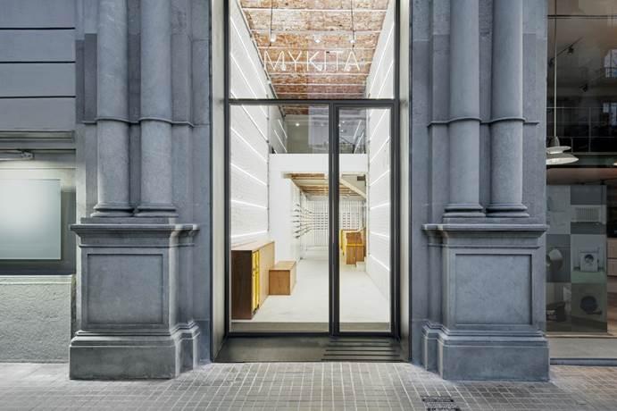 Mykita inaugura su primera boutique en Barcelona