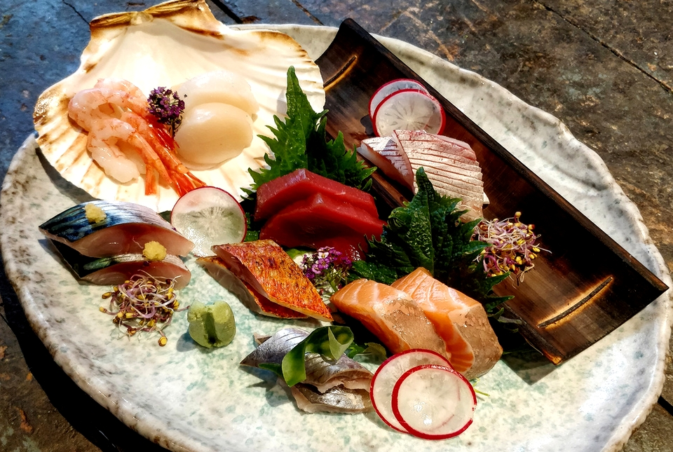 Sushi Bar Hannah, pura creatividad gastronómica japo