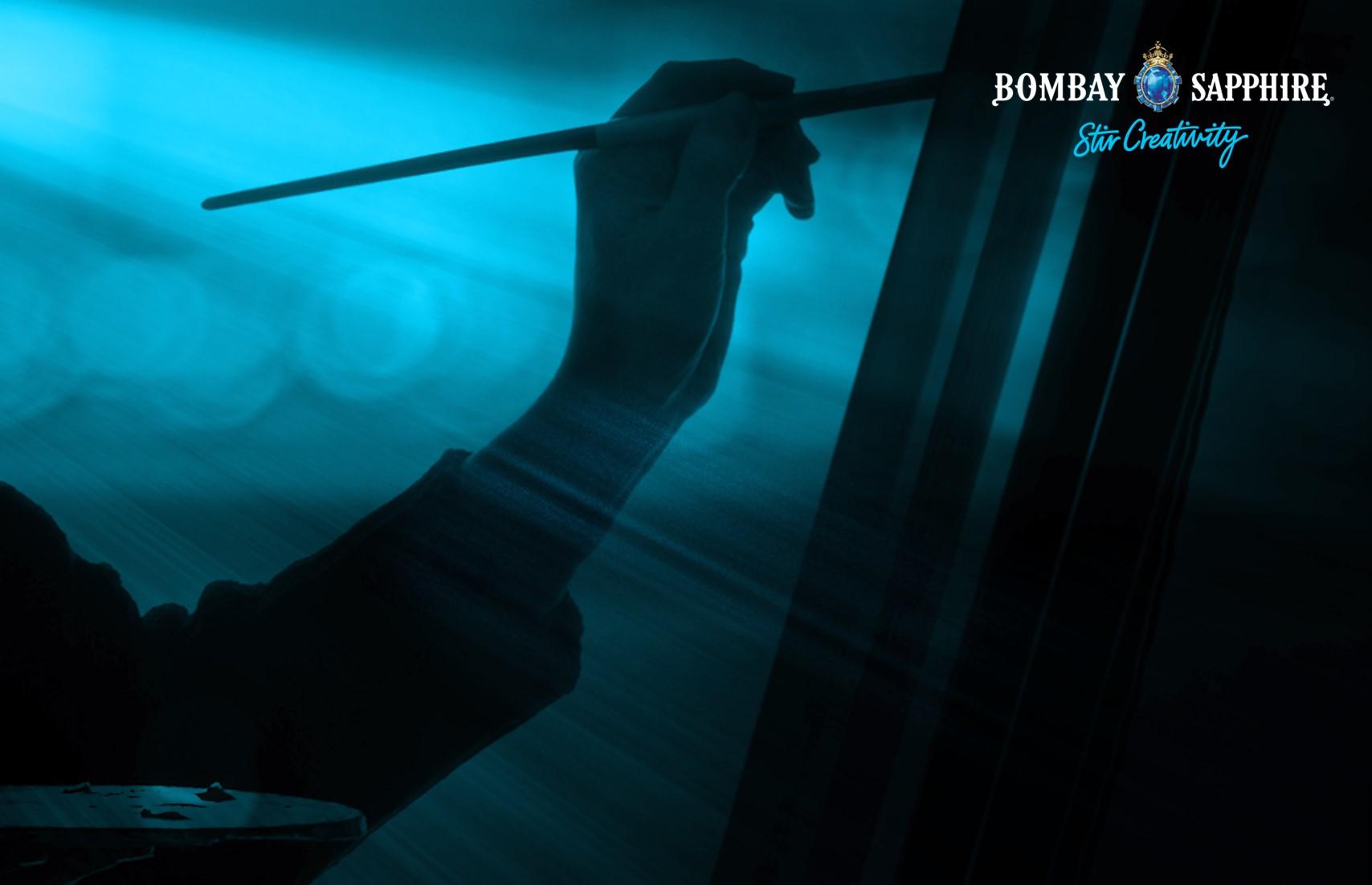 Bombay Sapphire se convierte en mecenas de la noche gracias a 'La Noche de los Artistas' y 'Galería Nómada'