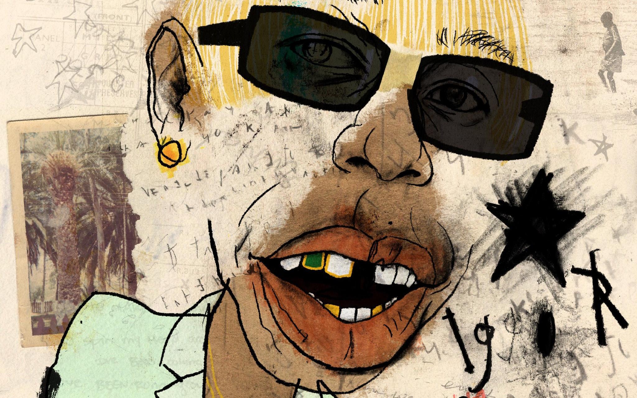 Lewis Rossignol: el artista detrás de la portada alternativa del nuevo disco de Tyler, the Creator