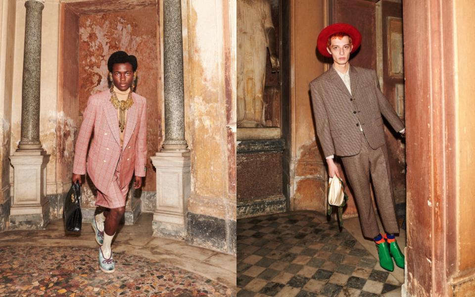 Yorgos Lanthimos le da un toque especial a la última colección de Gucci