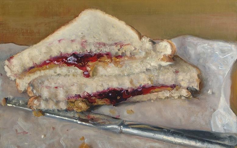 Duane Keiser, el creador de las pinturas que querrás llevarte a la boca