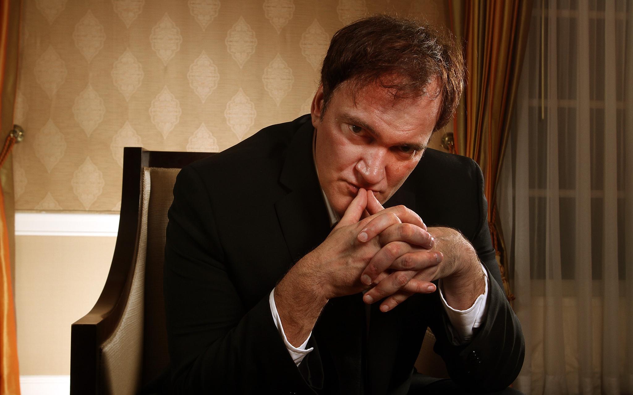 Es oficial: Quentin Tarantino se retirará después de su décima película