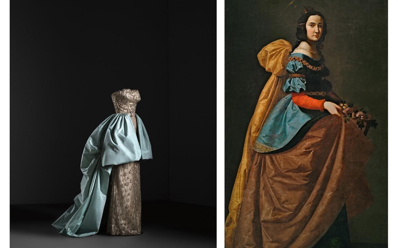 La influencia que el arte español tuvo en Balenciaga