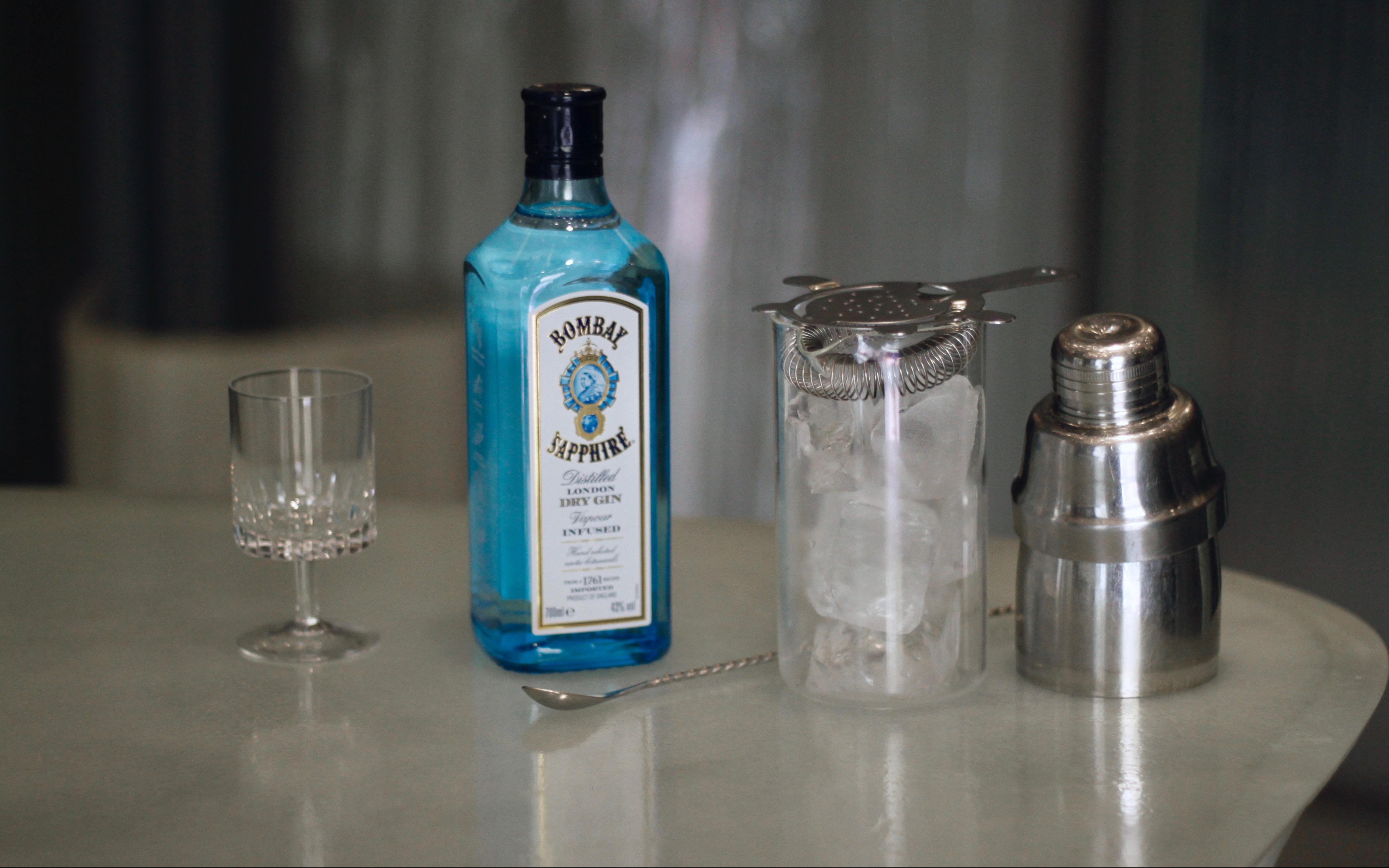 Remueve tu Creatividad con Bombay Sapphire: Marc Álvarez, un genio de la coctelería
